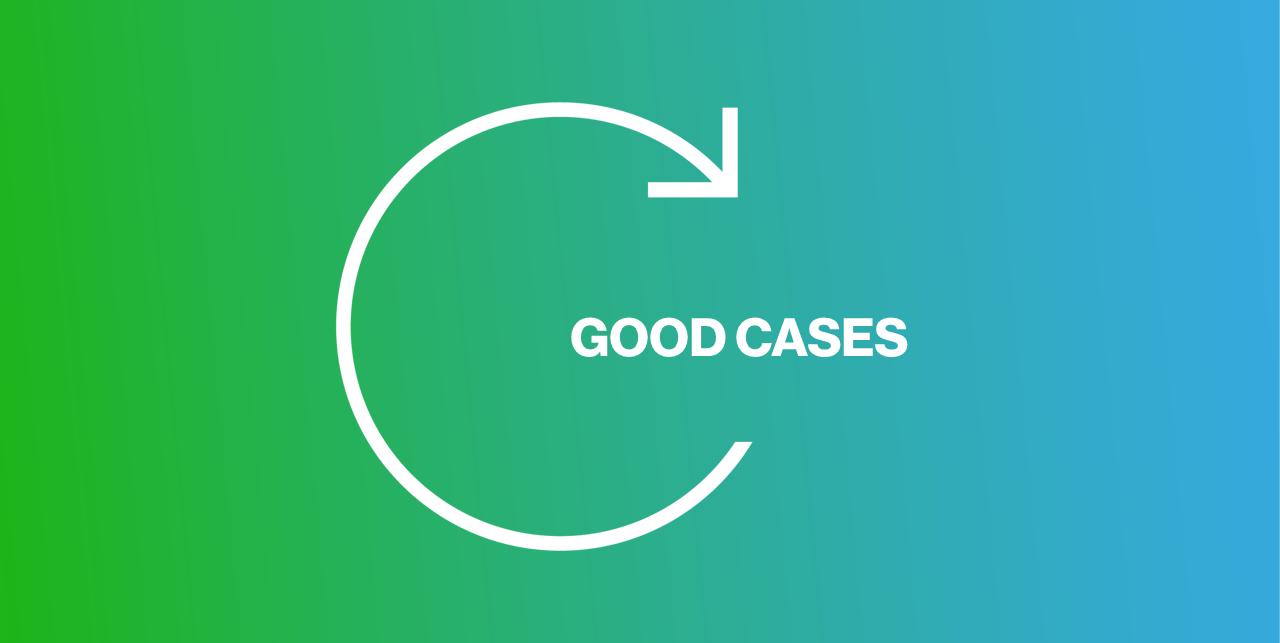 circular design - good cases